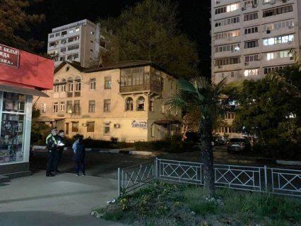 В Сочи разыскивают водителя, который сбил 5-летнего ребенка на самокате и скрылся