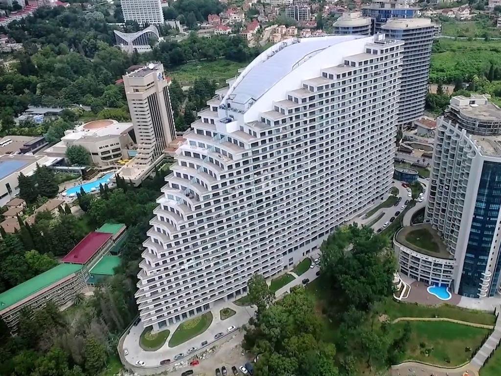 Самая высокая квартира в Сочи — на 26-м этаже, в Москве — на 44-м