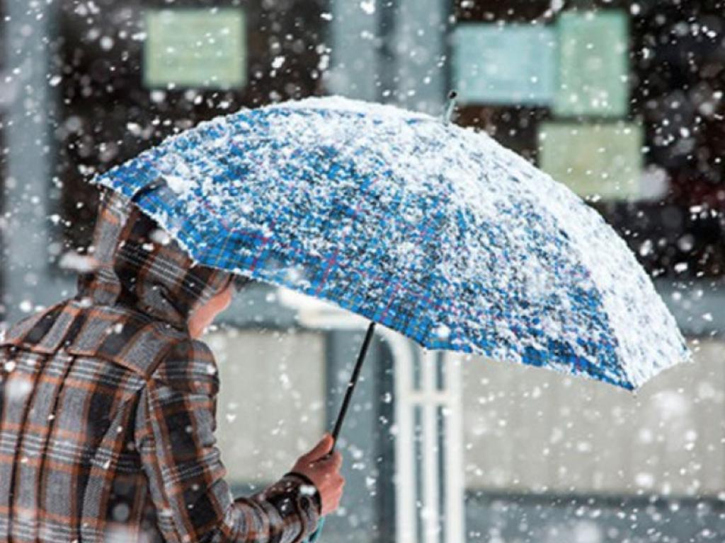 В Сочи прогнозируют ливни с мокрым снегом