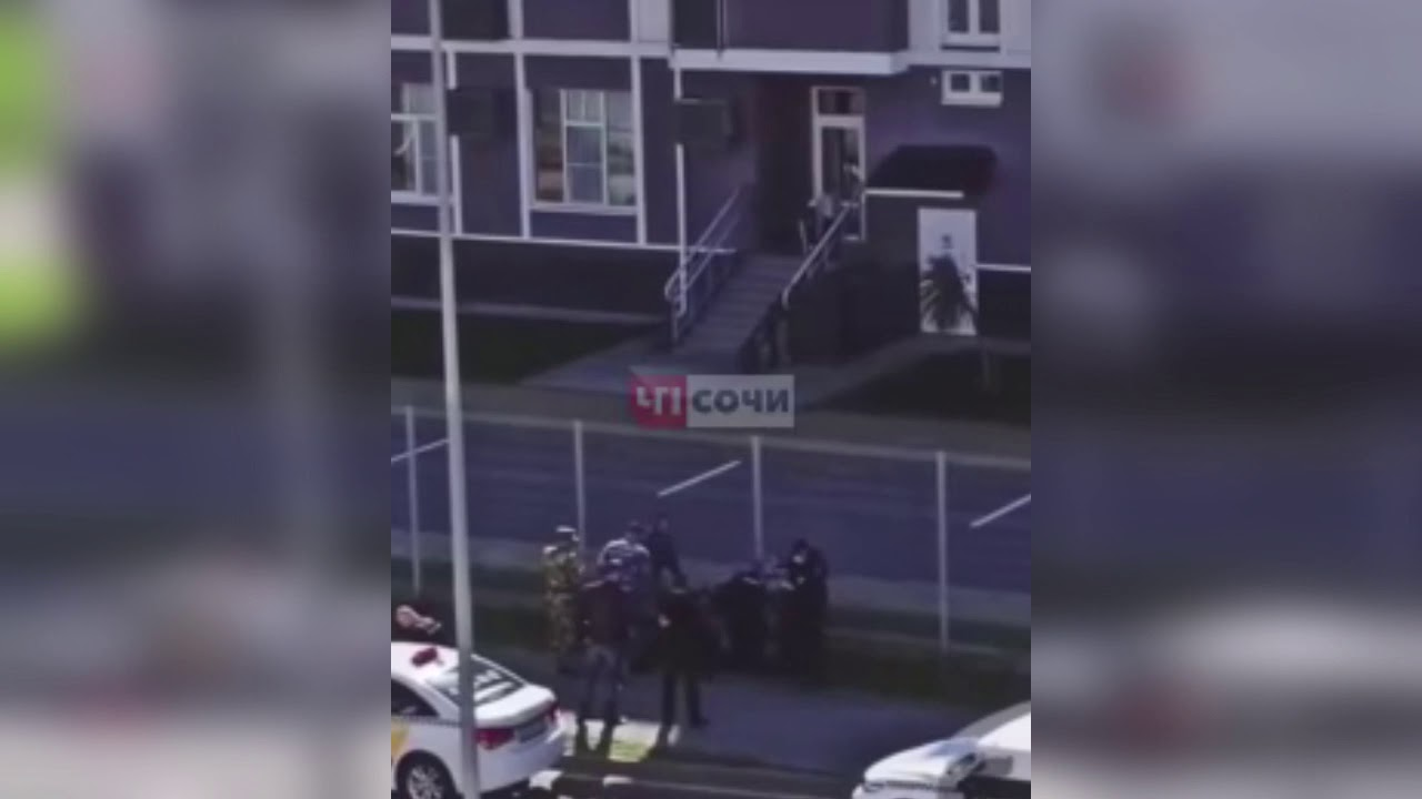 Покинувшего обсерватор в Сочи мужчину пришлось усмирять правоохранителям