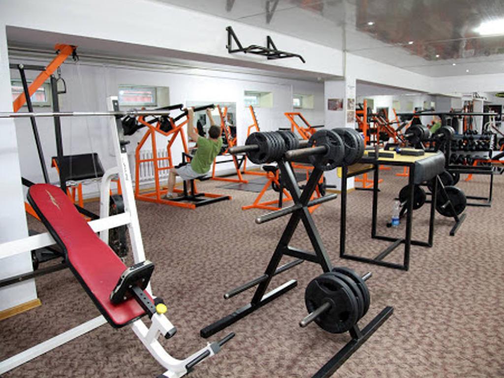 В Сочи откроют тренажёрные залы и фитнес-центры