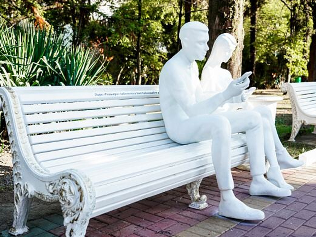 В парке «Ривьера» в Сочи установили новые арт-объекты