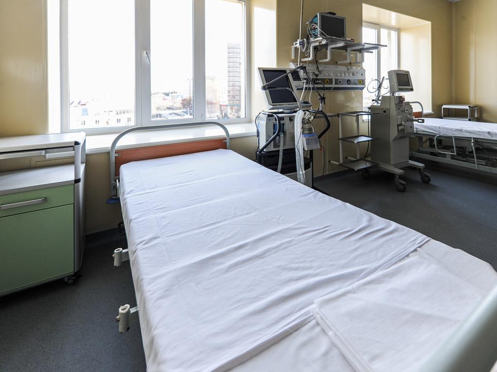 В Сочи в больнице скончался 56-летний мужчина с коронавирусом
