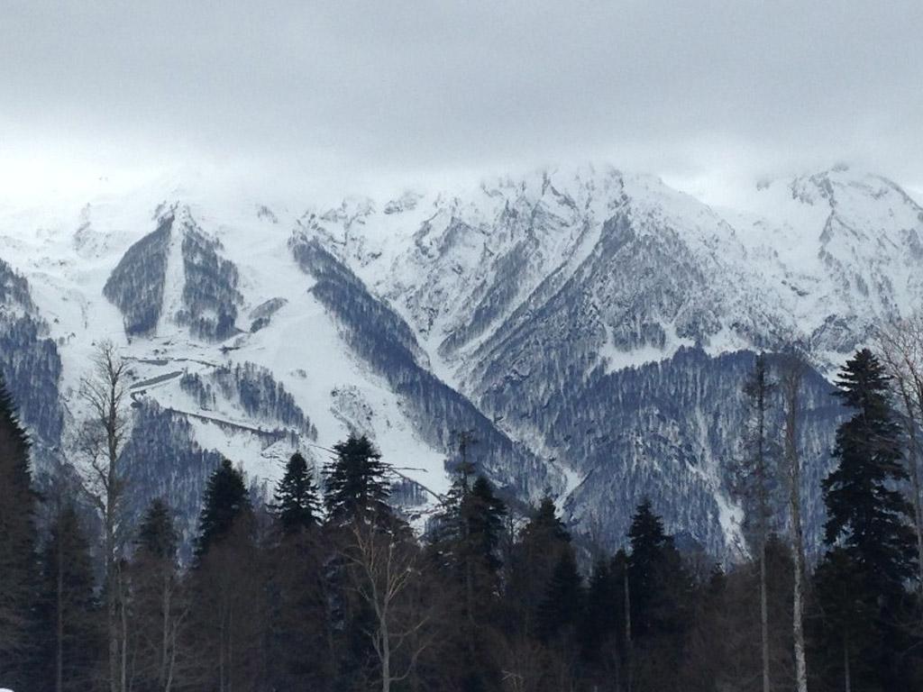 В горах и предгорьях Сочи ожидаются снегопады