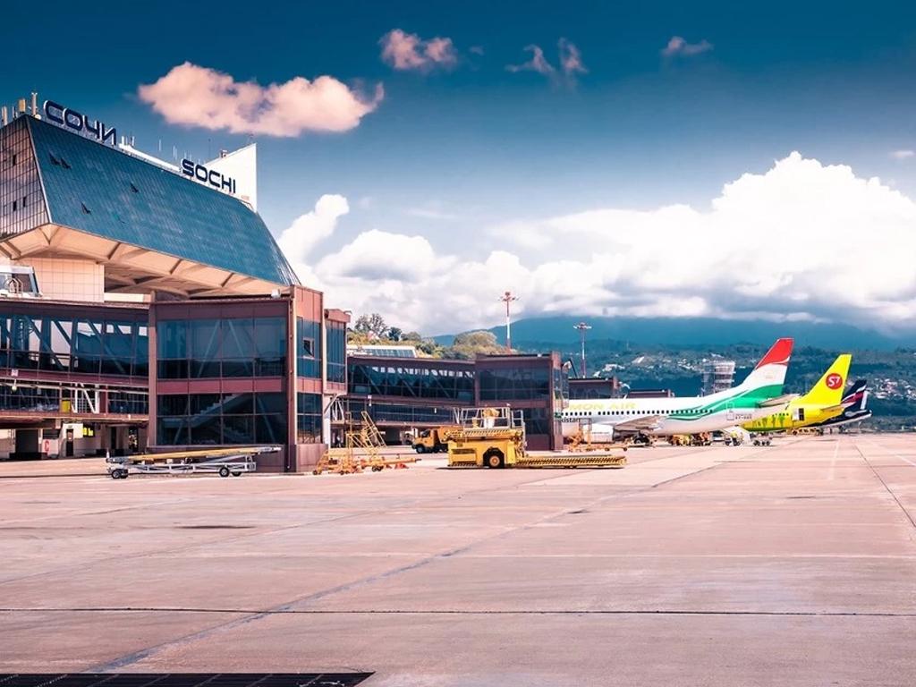 Чаще всего туристы в Сочи прилетают из Москвы, Санкт-Петербурга и Екатеринбурга